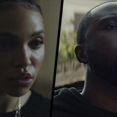 FKA twigs, Headie One and Fred again.. link up for 'Don't Judge Me'