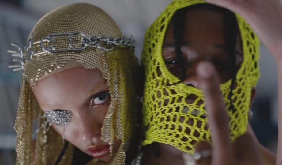 FKA twigs and A$AP Rocky share video for 'Fukk Sleep'