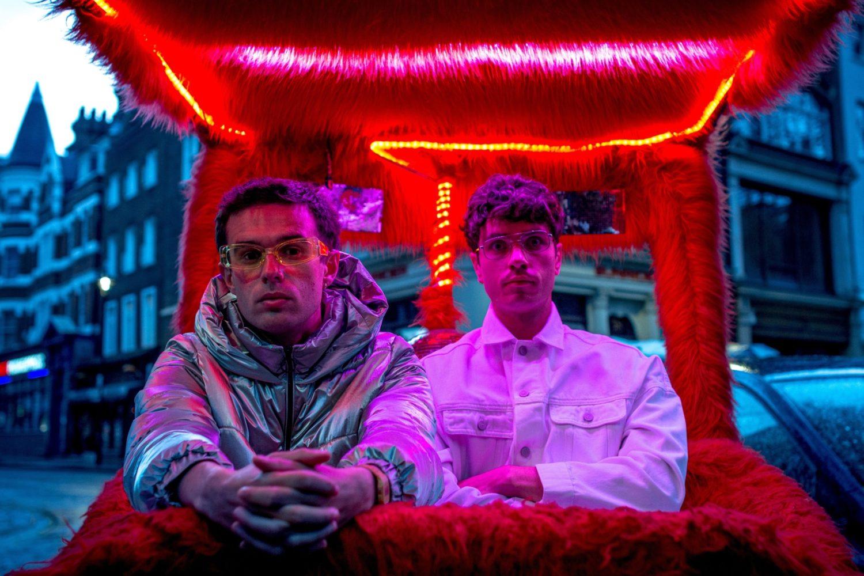 Fake Laugh & Tarquin unveil new track 'Money'