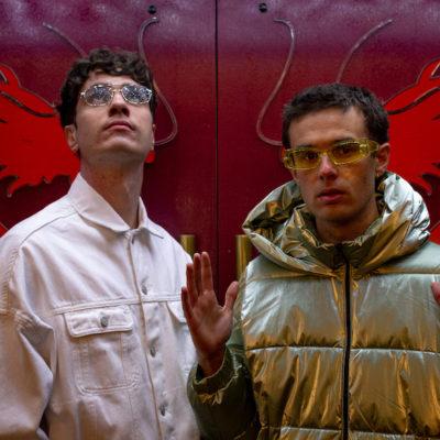 Fake Laugh & Tarquin announce self-titled debut album