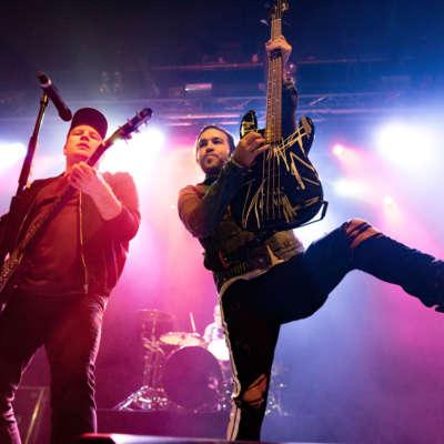 Fall Out Boy, Electric Brixton, London