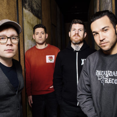 Fall Out Boy release new 'Lake Effect Kid' EP