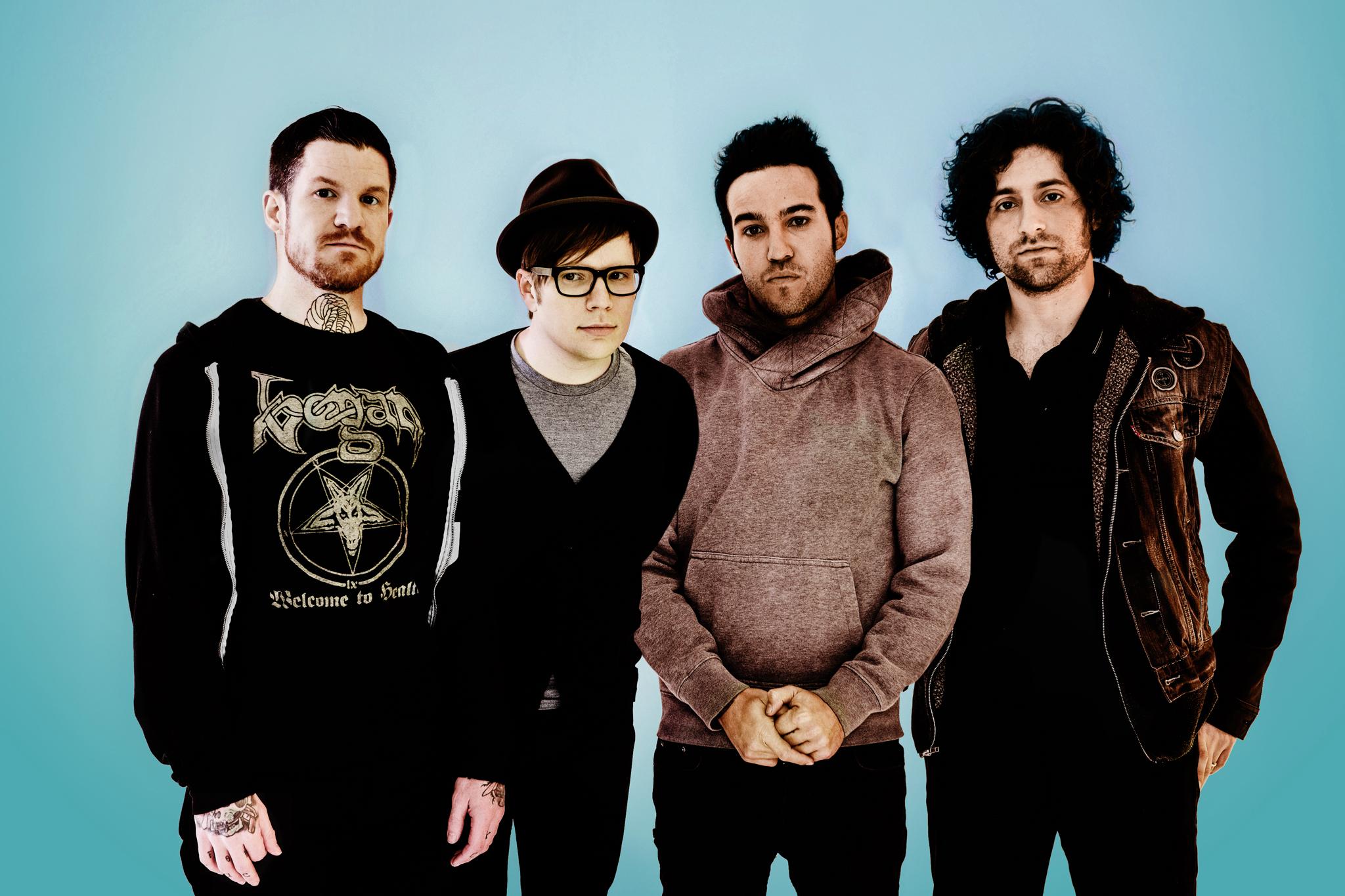 Watch Fall Out Boy Perform Centuries On Jimmy Kimmel Diy