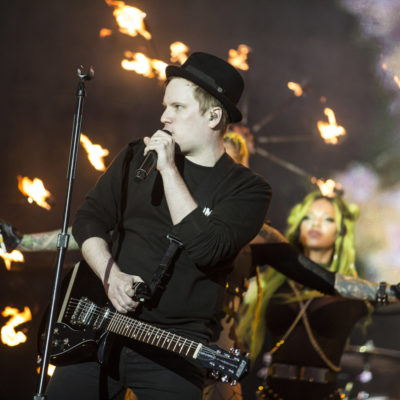 Fall Out Boy light it up for Reading 2016 co-headline set
