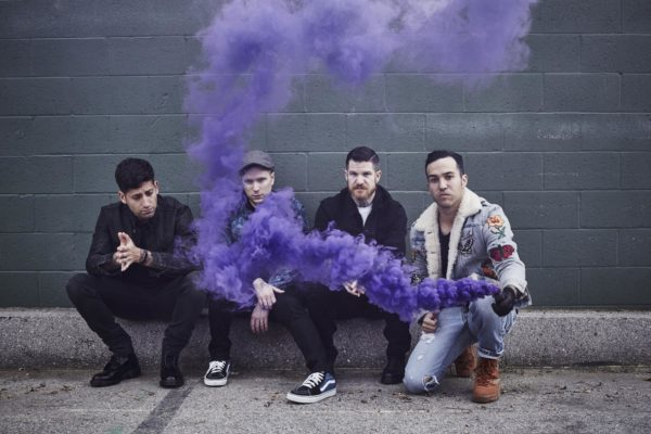 Fall Out Boy sued for using llamas in their videos too much