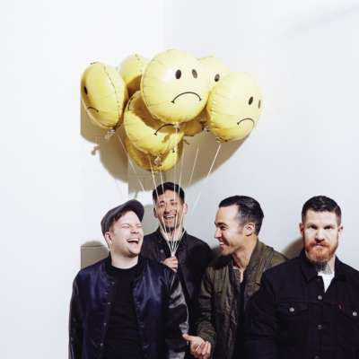 Fall Out Boy reign supreme on new track 'Champion'