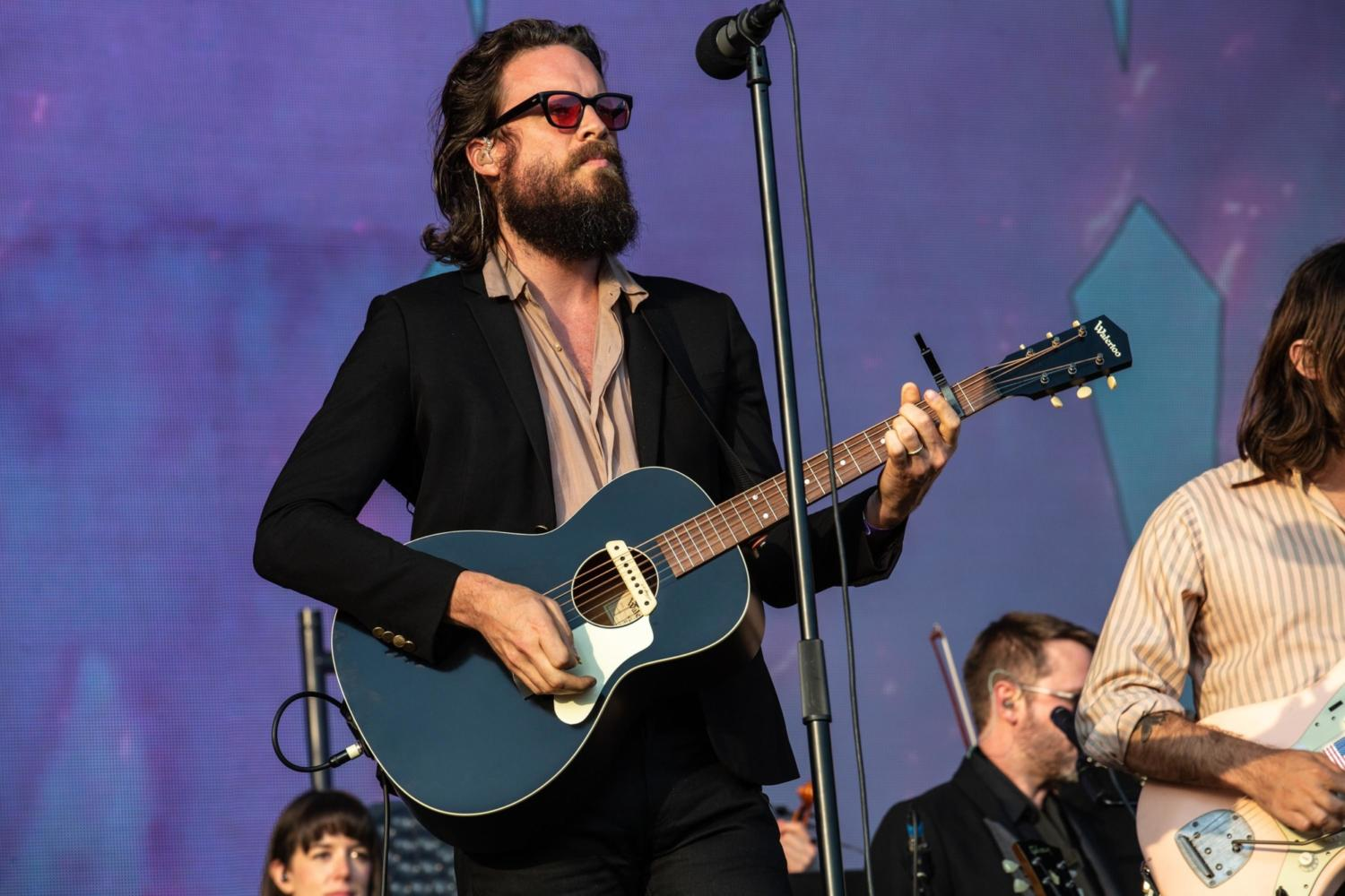 Father John Misty releases live album 'Off-Key In Hamburg'