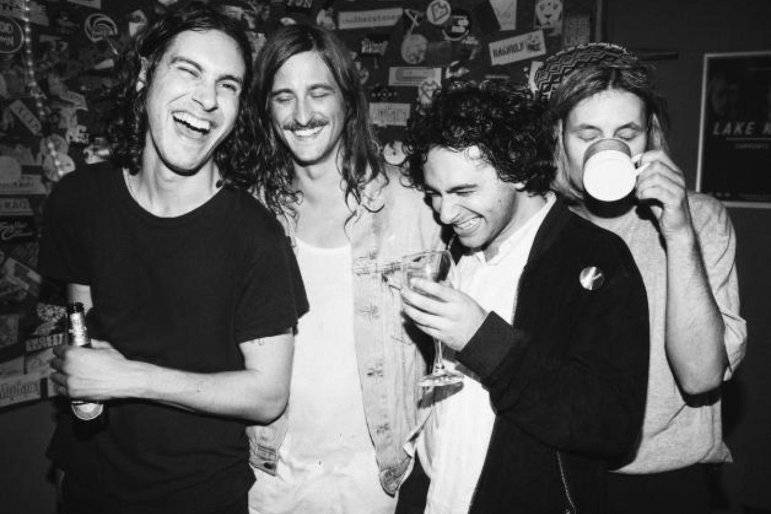 FEWS air new track 'More Than Ever'