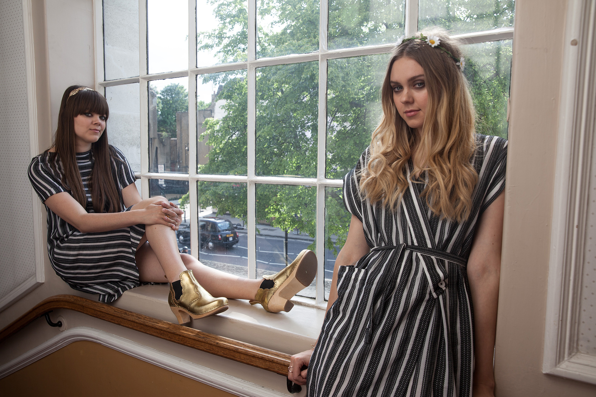 First Aid Kit release crafty new video for 'Master Pretender'