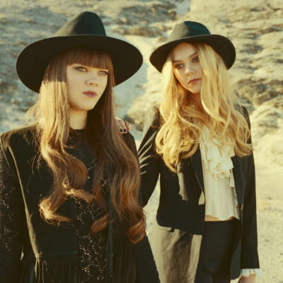 First Aid Kit record new song at Jack White's Third Man Studios