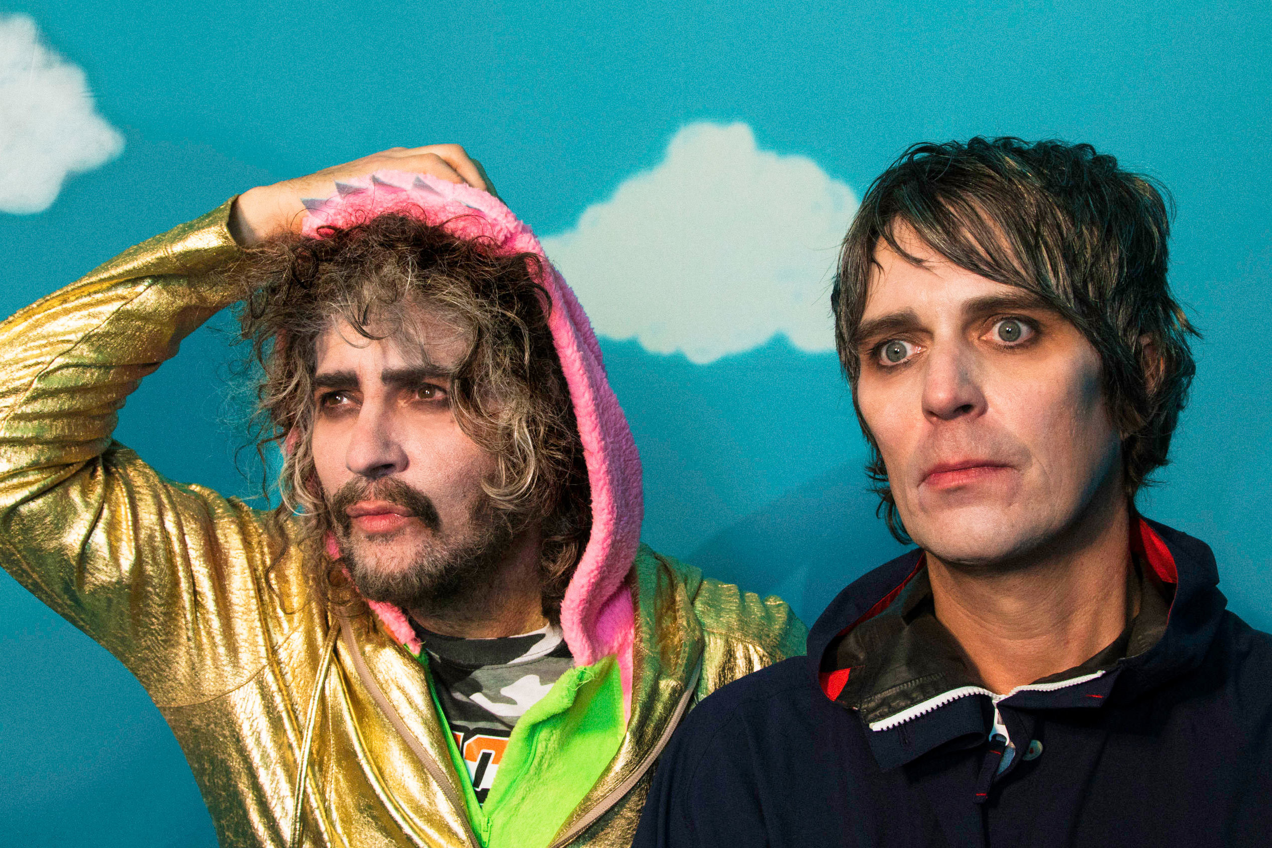 The Flaming Lips interviewed by Swim Deep