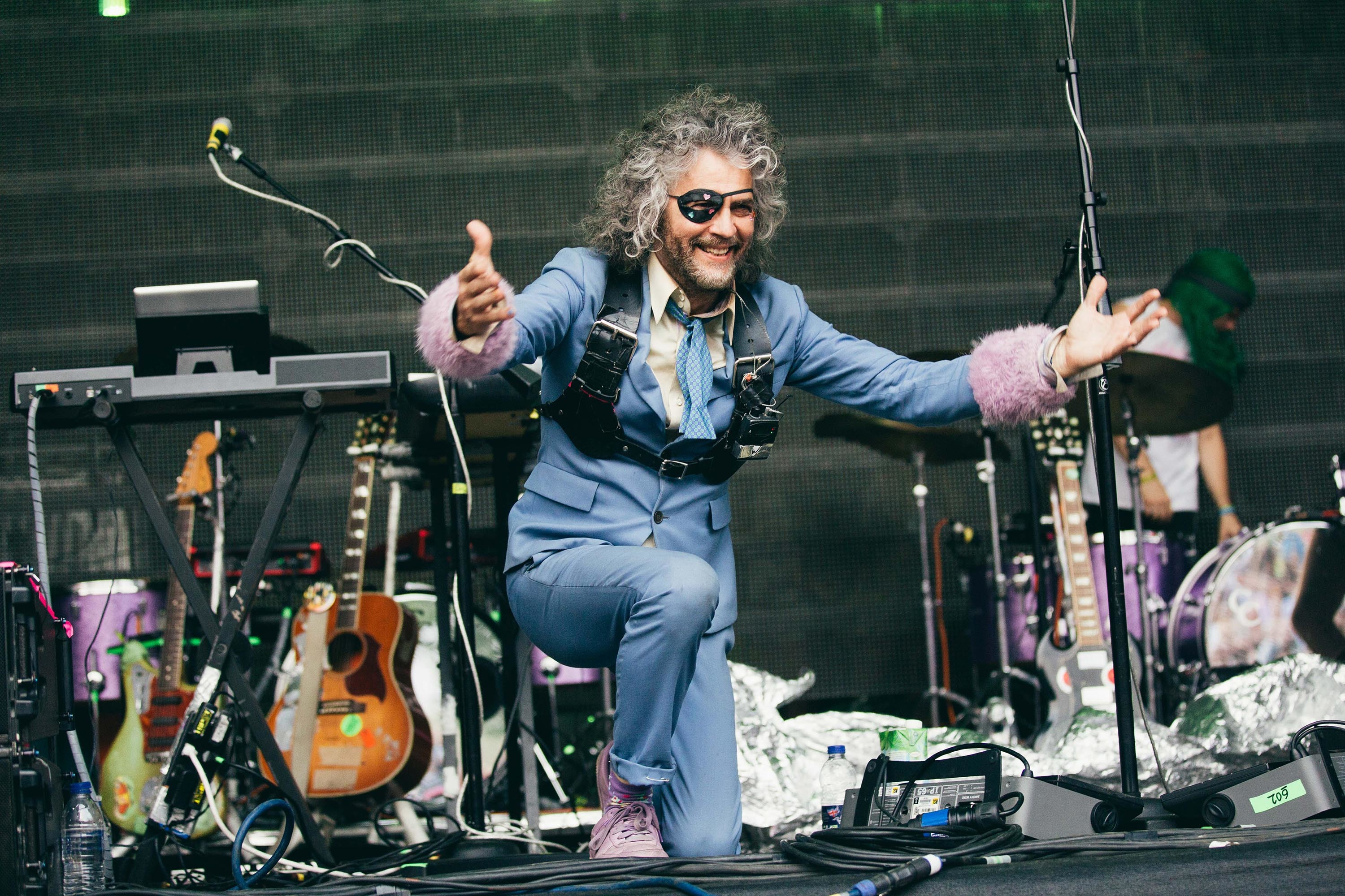 The Flaming Lips bring a joyful, celebratory set to Kaleidoscope Festival​