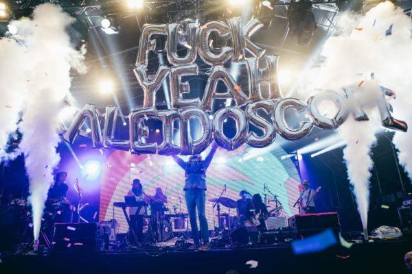 Kaleidoscope Festival to return to London's Alexandra Palace in 2020