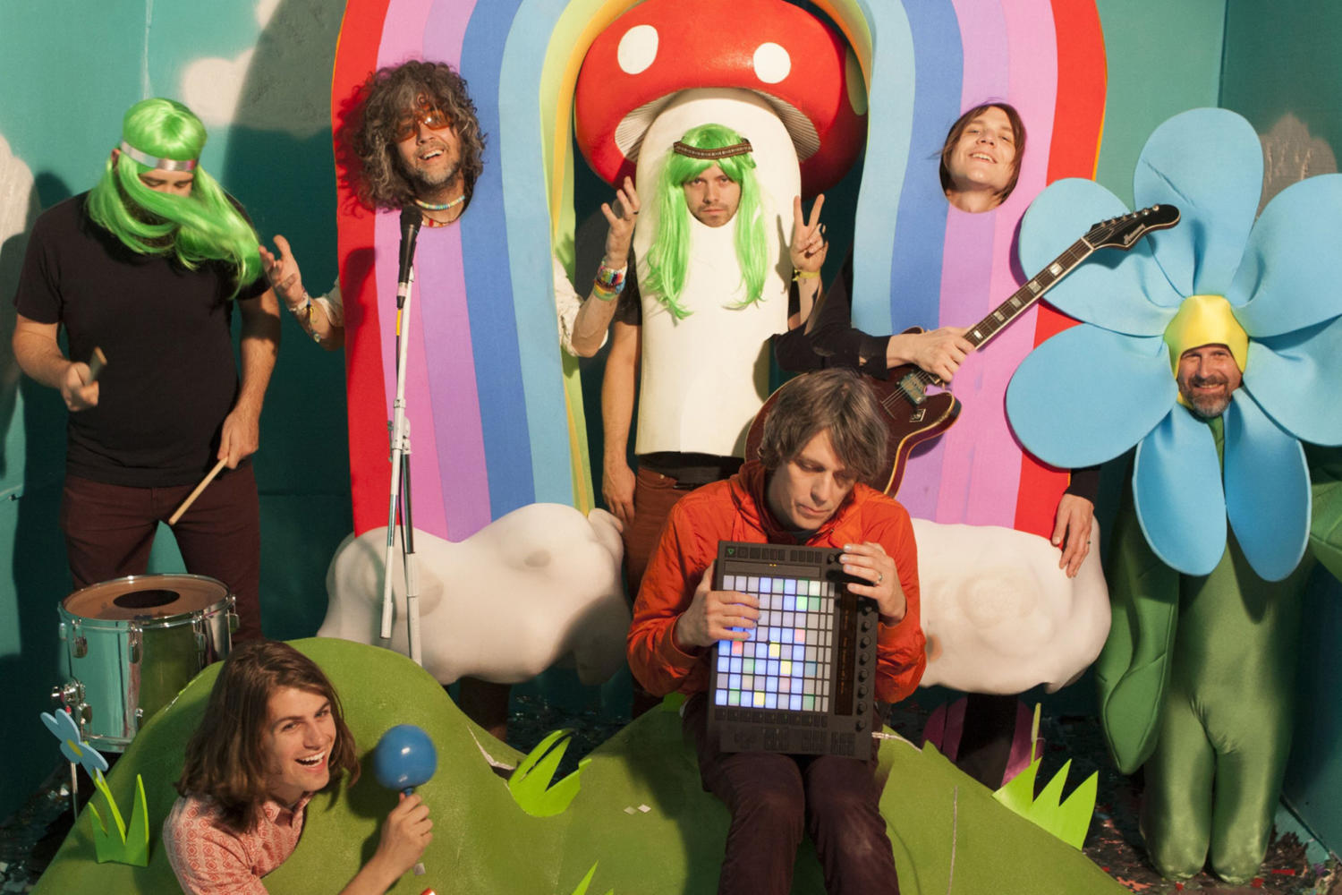 The Flaming Lips, Glass Animals, Tourist to play Wilderness Festival