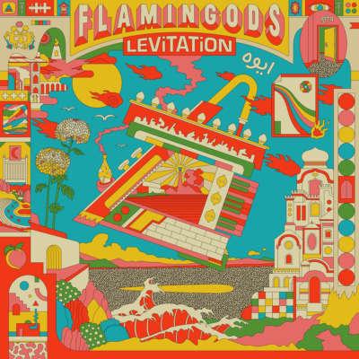 Flamingods - Levitation
