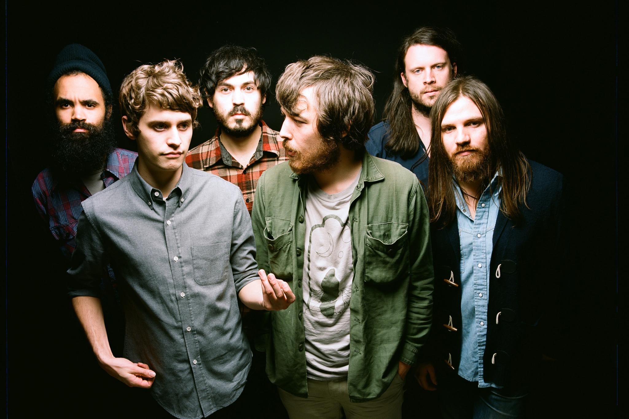 Fleet Foxes might be releasing new music soon!