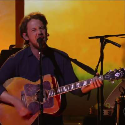 Watch Fleet Foxes play 'Third Of May' on Colbert