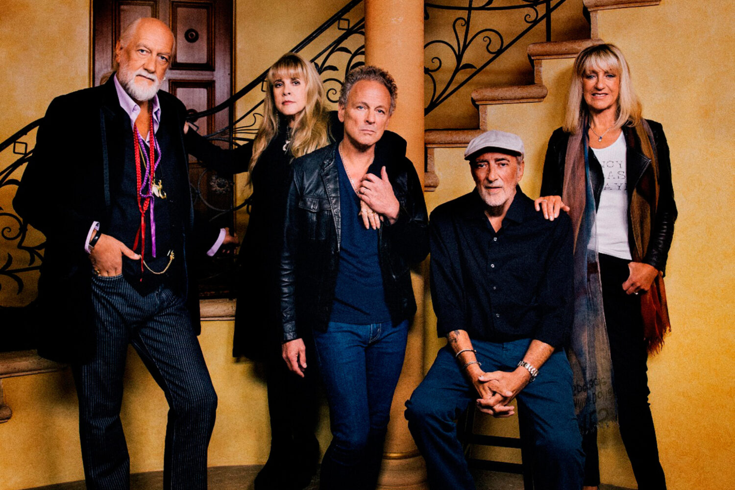 Fleetwood Mac To Tour UK In September
