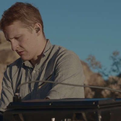 Floating Points shares 'Kelso Dunes' from 'Reflections - Mojave Desert' project