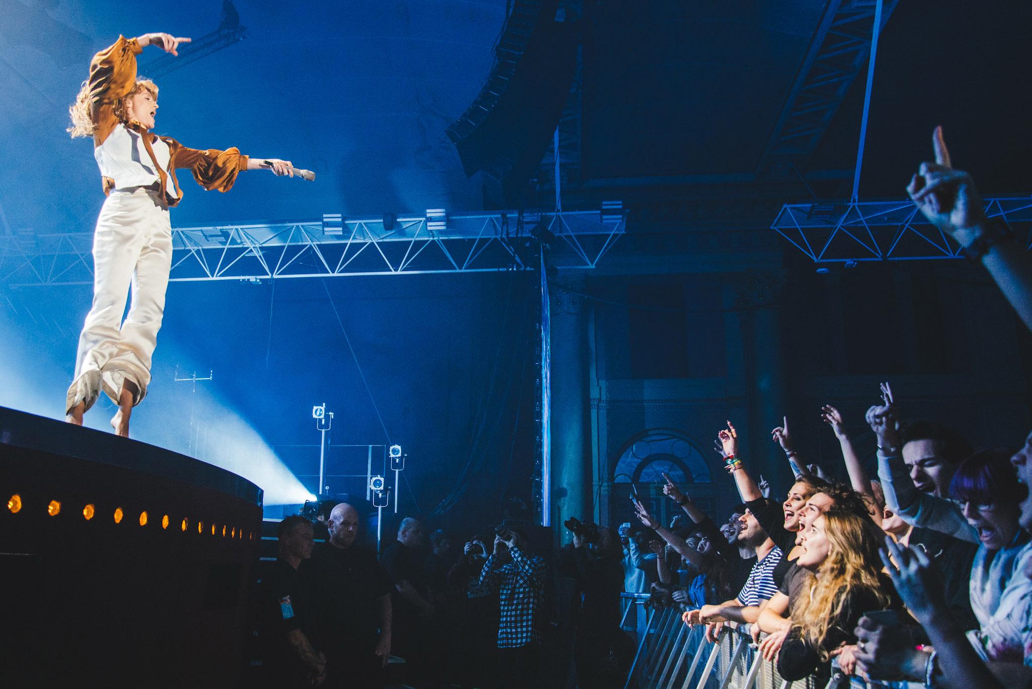 Florence + The Machine, Alexandra Palace, London