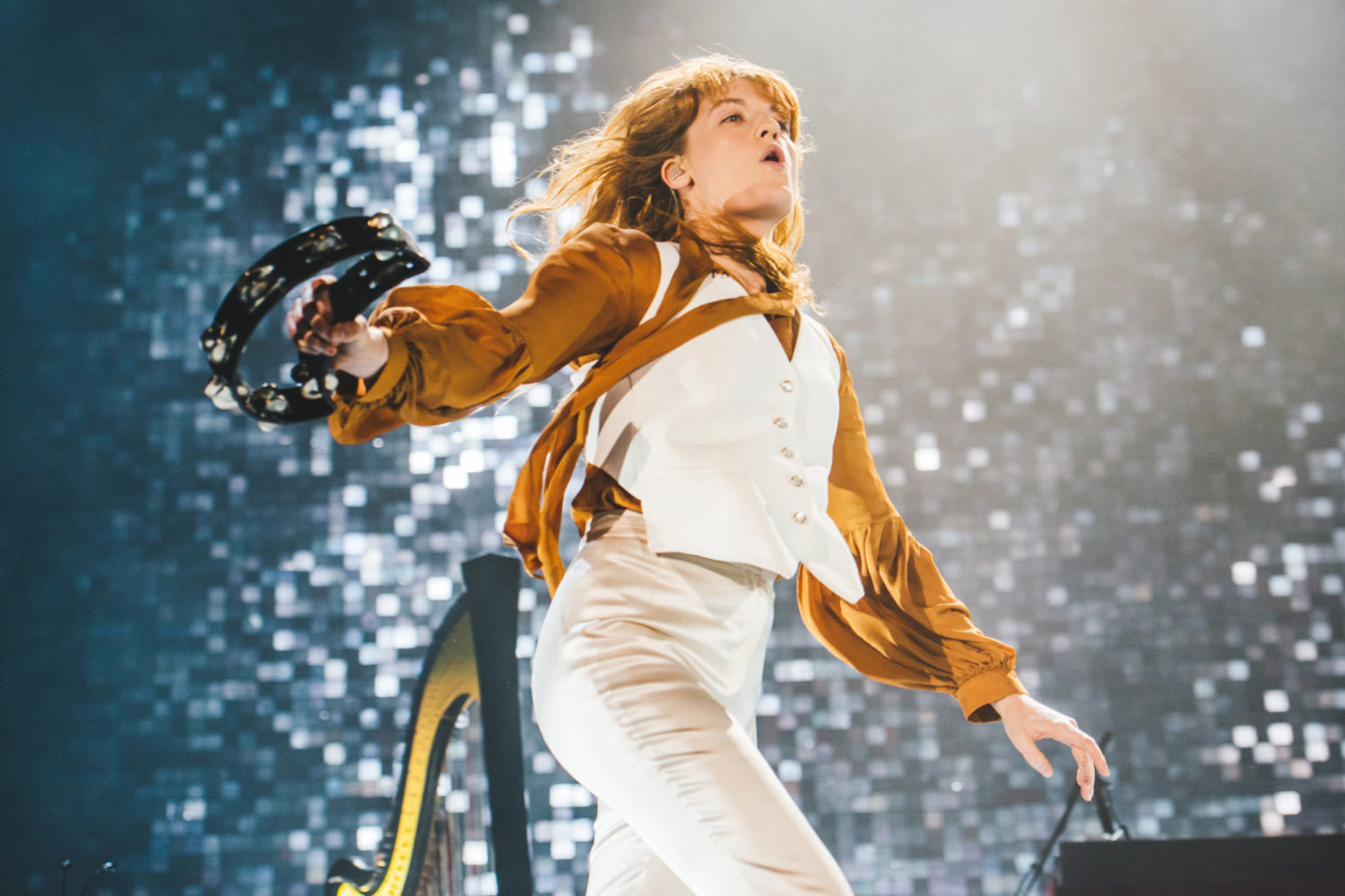 Florence + The Machine announce UK arena tour