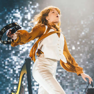 Florence + The Machine, Alexandra Palace, London