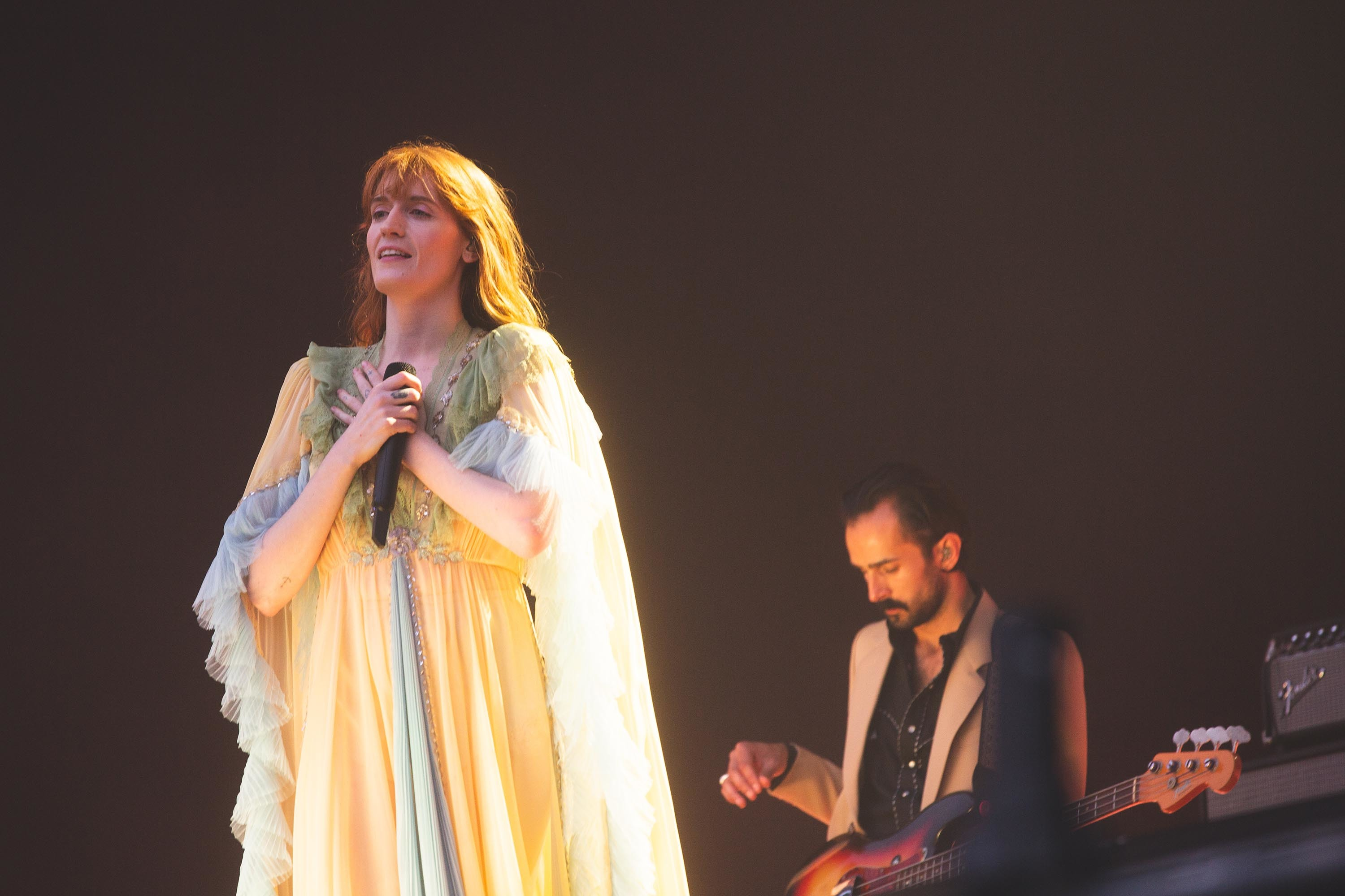Florence + The Machine releases soothing new song 'Light Of Love'