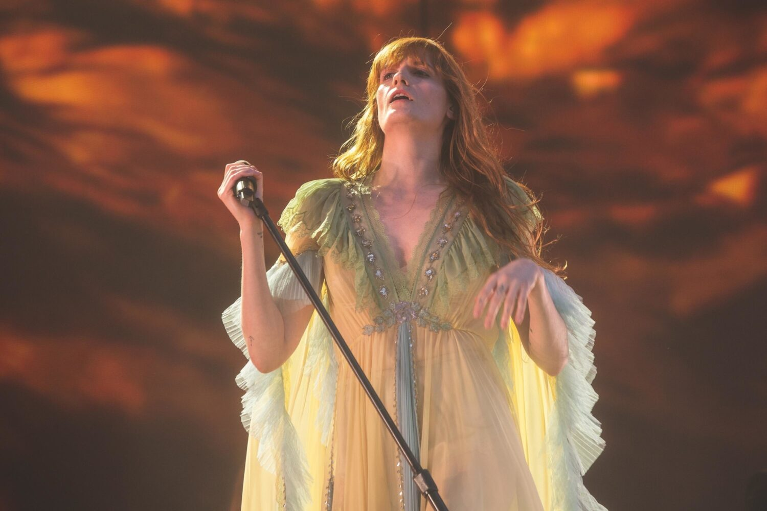 Florence + The Machine, BST Hyde Park, London