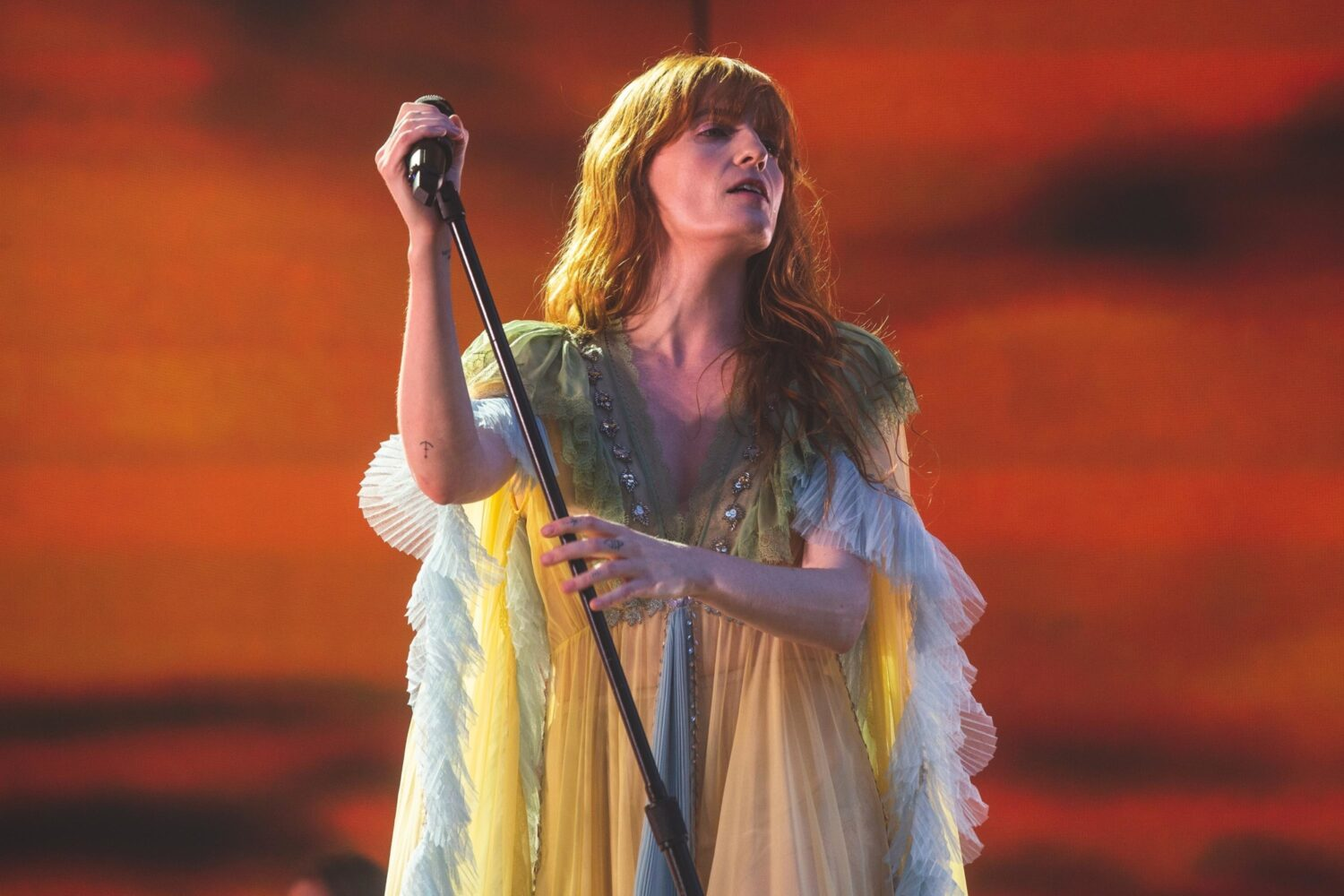 Florence + The Machine to release new song 'Call Me Cruella'