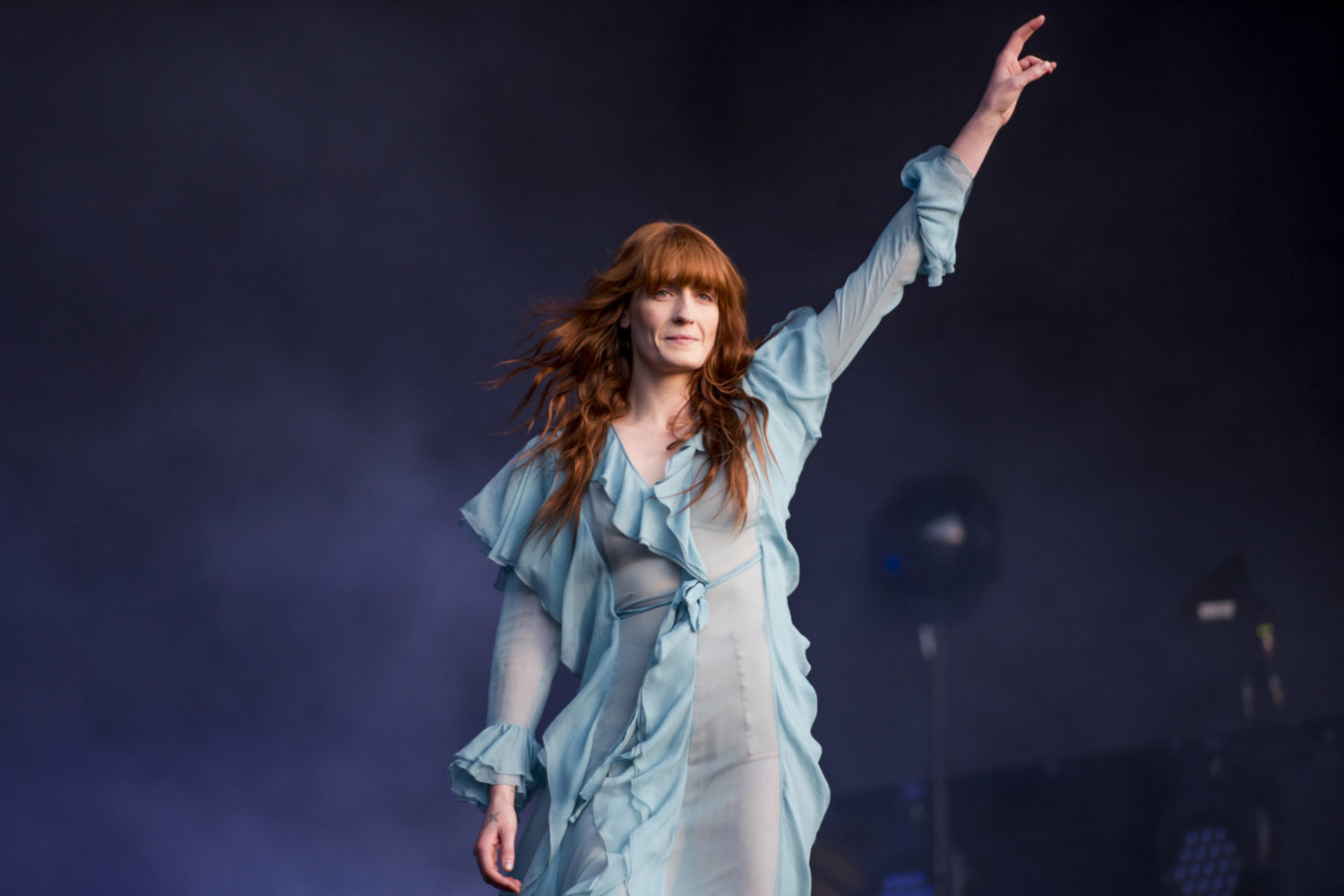 Florence + The Machine, Hyde Park, London