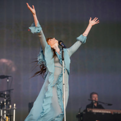 Florence + the Machine, CHVRCHES, Primal Scream and more to play Edinburgh Summer Sessions