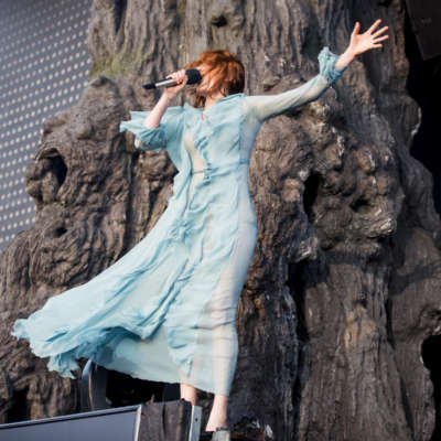 Florence + The Machine, Anderson .Paak and more for FORM Arcosanti