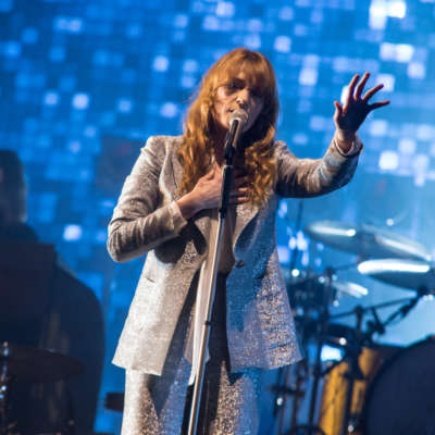 Florence + The Machine announces US arena tour: St Vincent, Perfume Genius, Beth Ditto, Grizzly Bear and more to support​