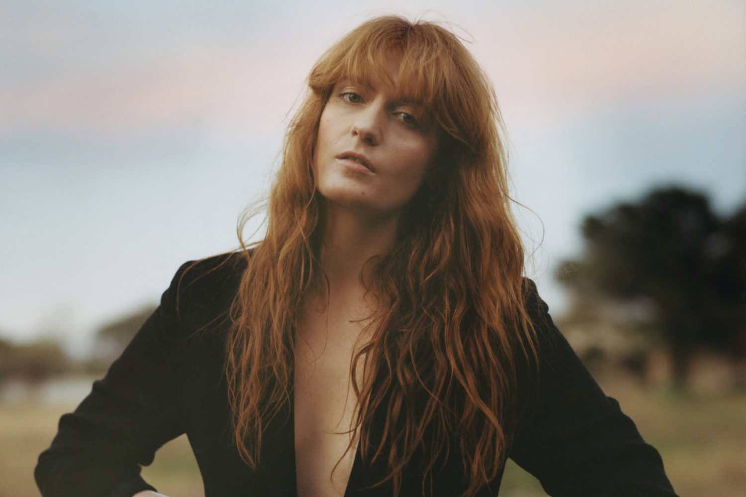 Florence + The Machine announced as Foo Fighters' replacement in Glastonbury 2015 headline slot