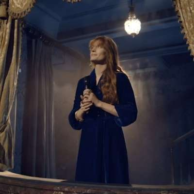 Florence Welch covers 'Have Yourself A Merry Little Christmas'