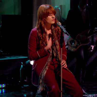 Watch Florence + The Machine, Mini Mansions play Jools Holland