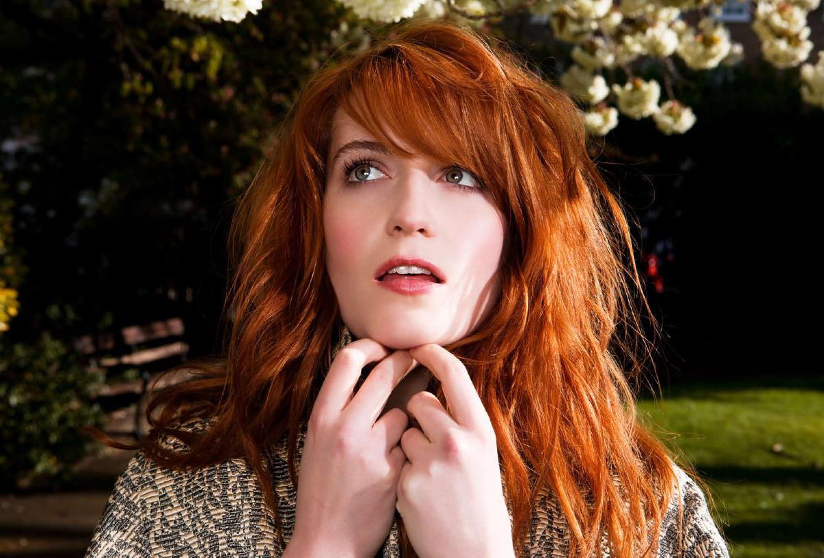 Florence and the Machine to play Rock Werchter 2015