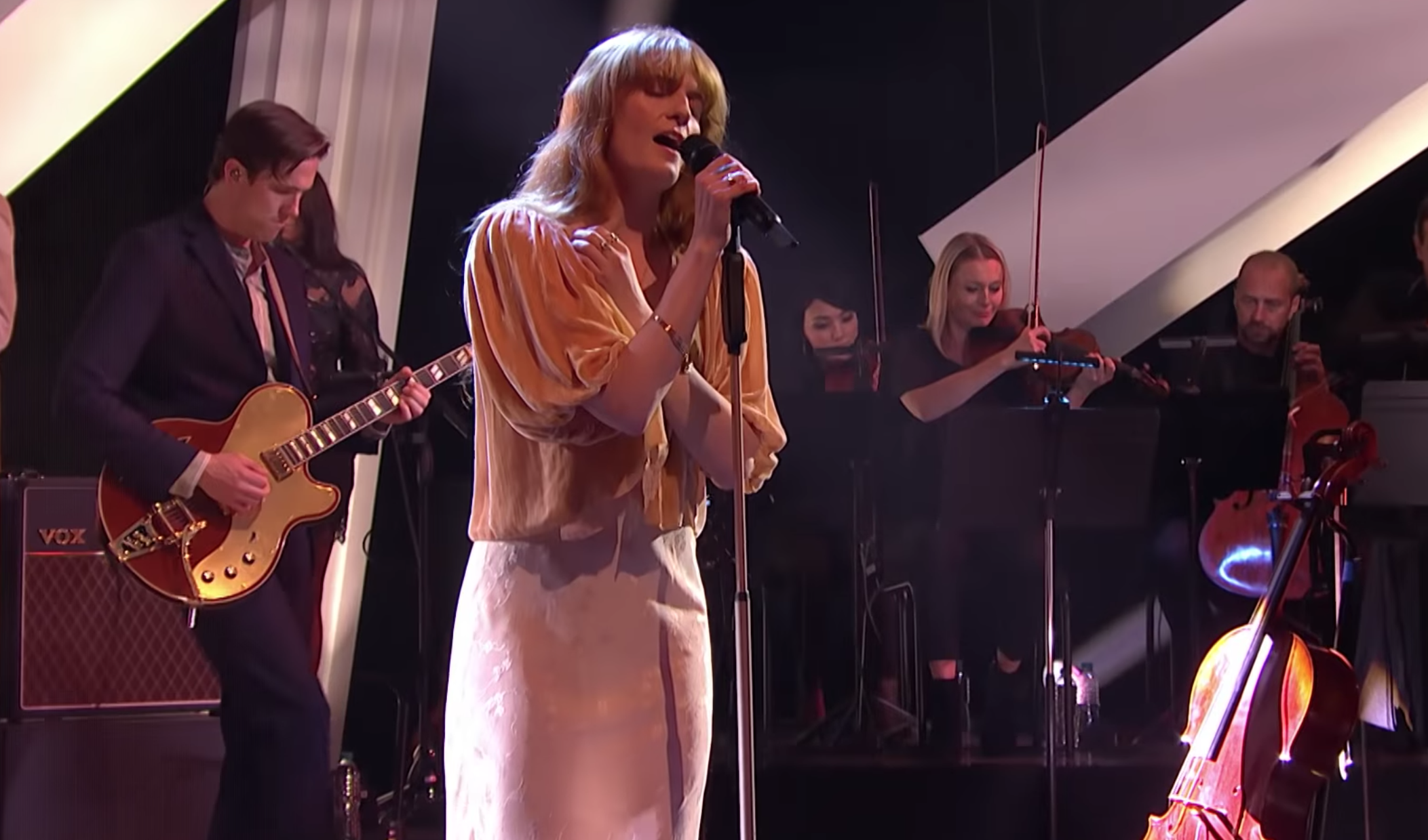 Florence + The Machine, Lily Allen, Young Fathers and more take to Jools
