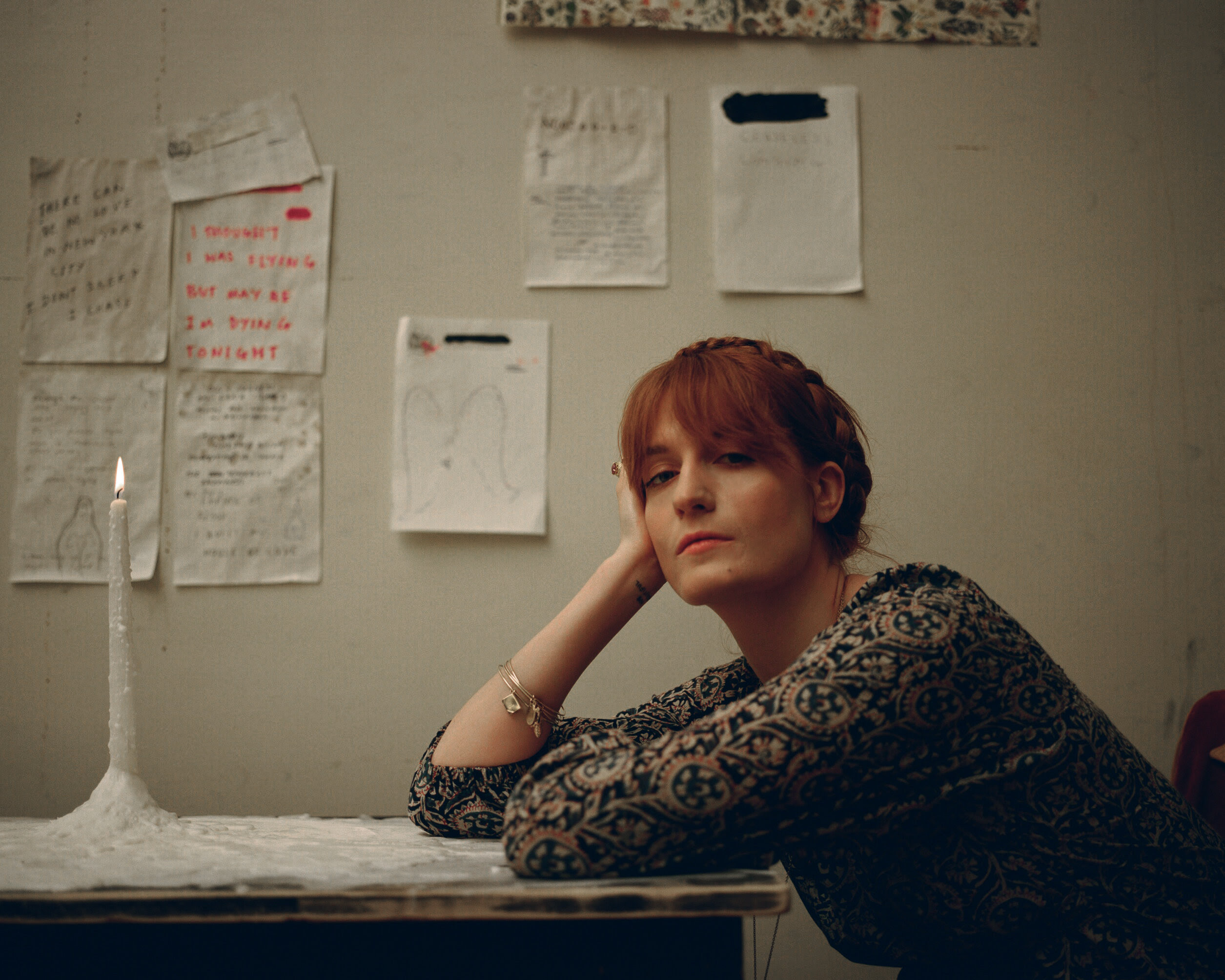 Florence + The Machine returns with 'Sky Full Of Song'