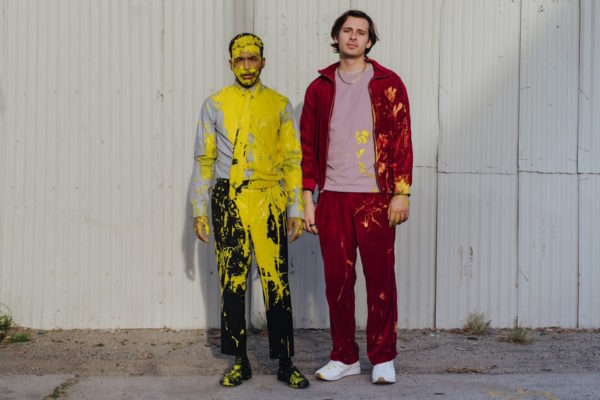Flume teams up with Toro Y Moi on new song 'The Difference'