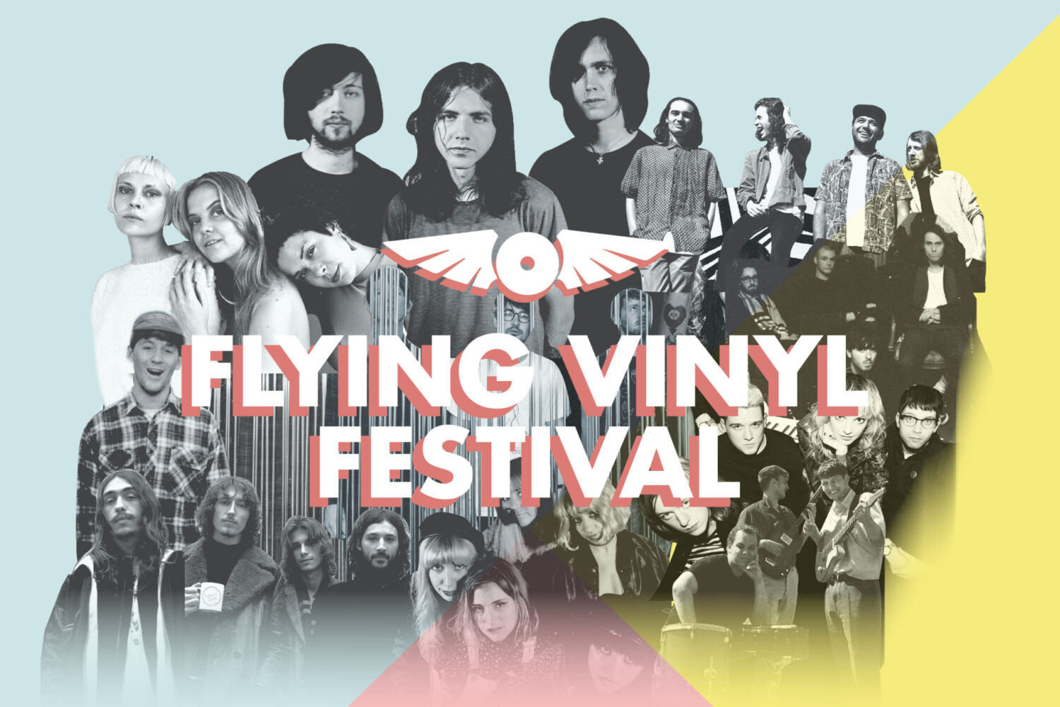 The Wytches, Spring King, Dream Wife and more are playing the second annual Flying Vinyl Festival!