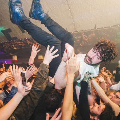Foals to play Concorde 2 as part of The Great Escape