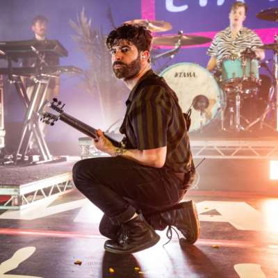 Saddle Up: Foals