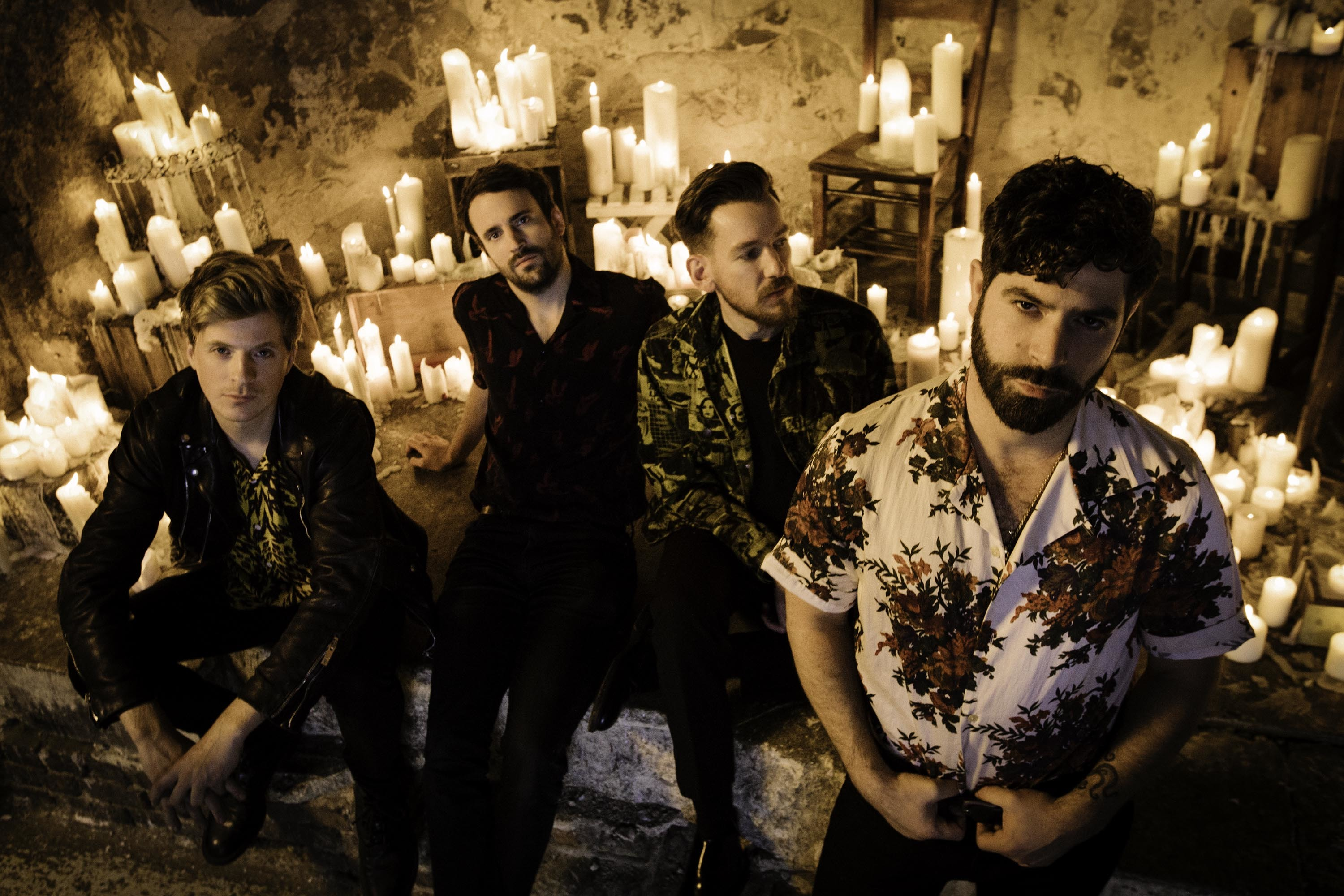 Yannis is chased by evil doppelgänger in Foals' intense 'The Runner' video