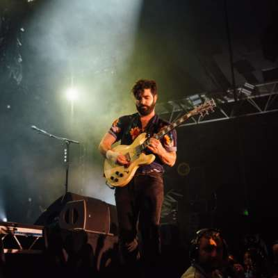 Foals announce headline show for BRITs Week Together With O2 For War Child