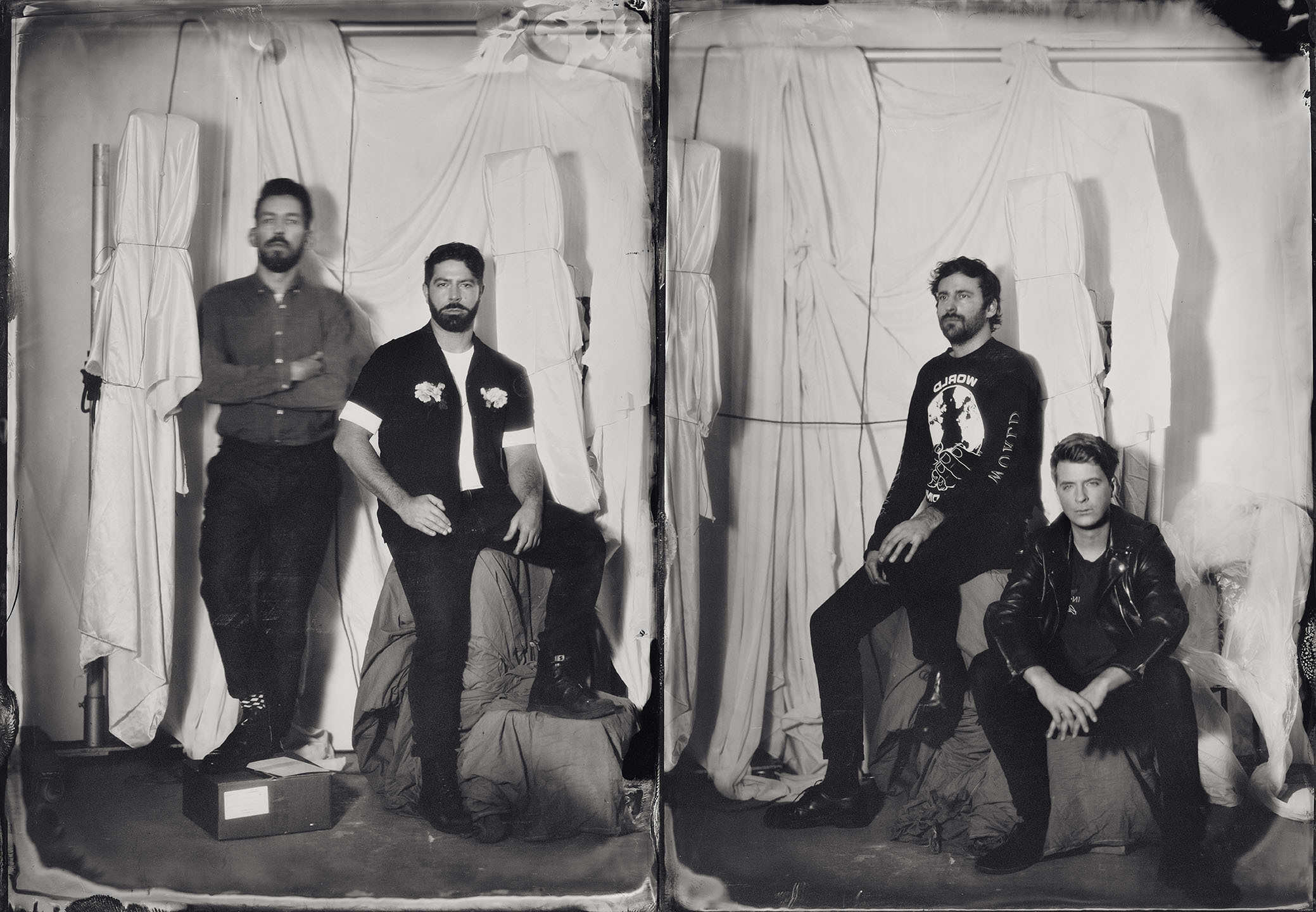 Foals: Four horsemen of the apocalypse