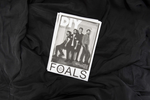 The March issue of DIY, ft Foals, The Japanese House, Fontaines DC and more, is out now!