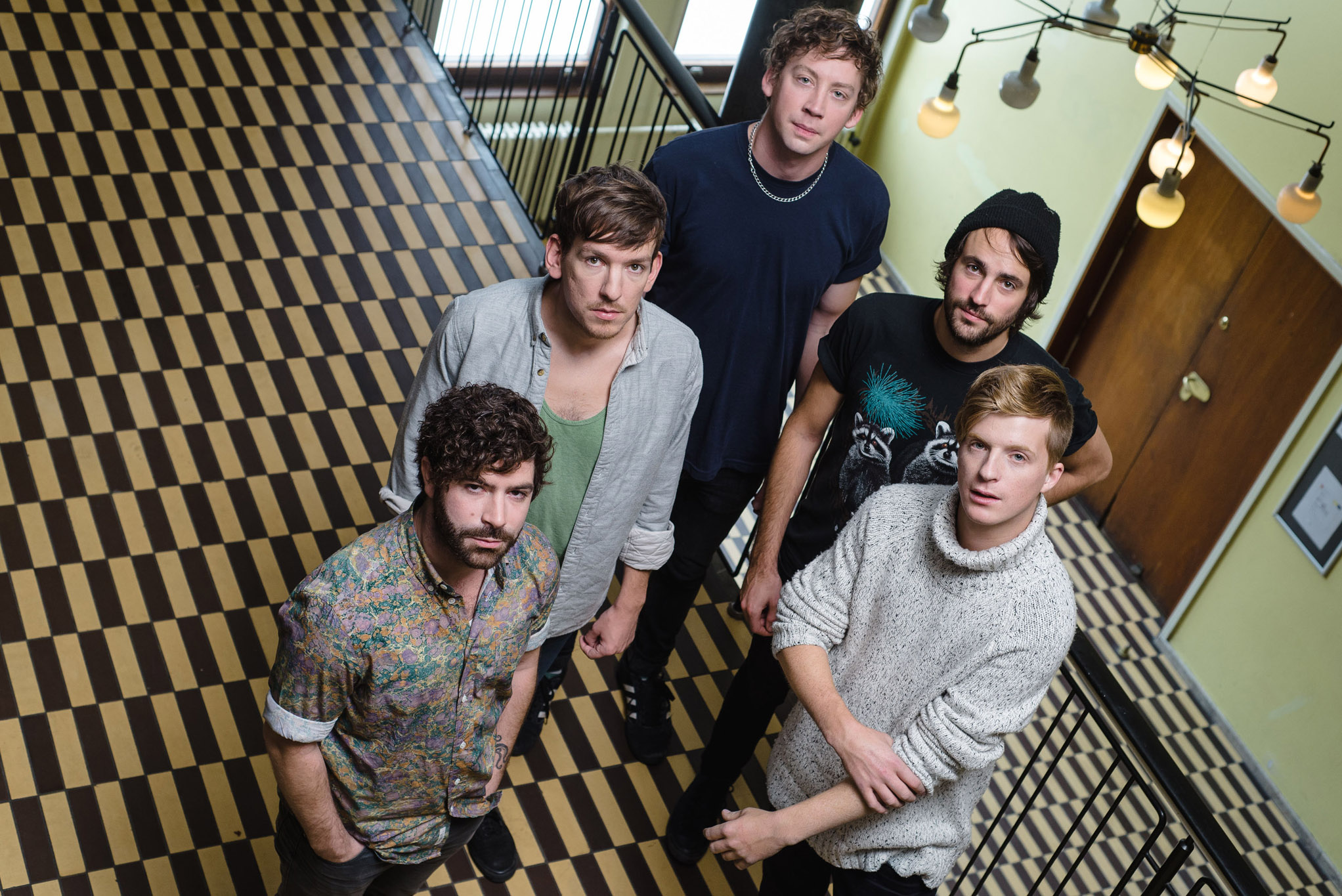 "Foals aren't done yet: ""There's more to come after Reading"""