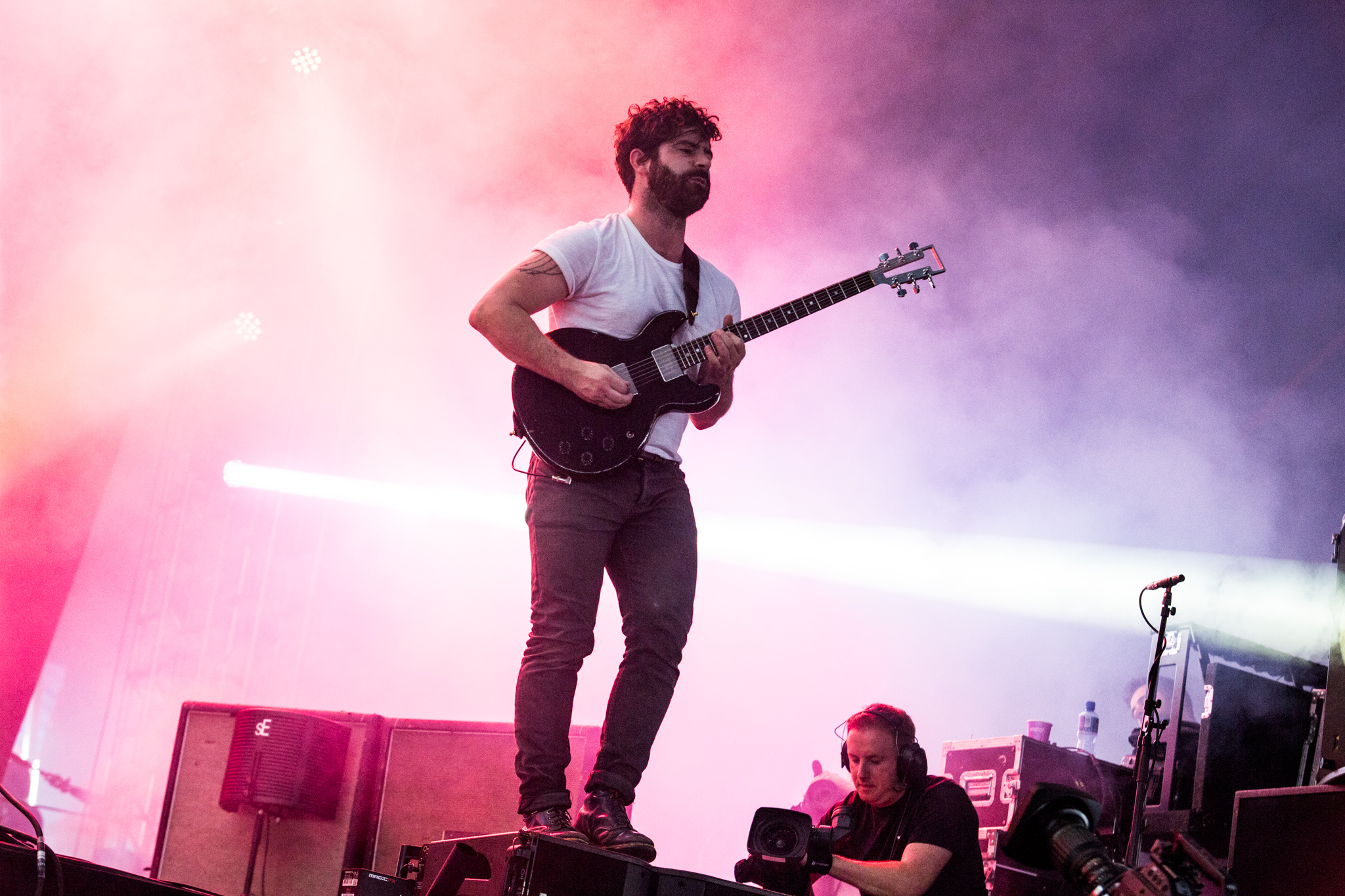 Foals will finally cement their place at the top as they headline Reading and Leeds