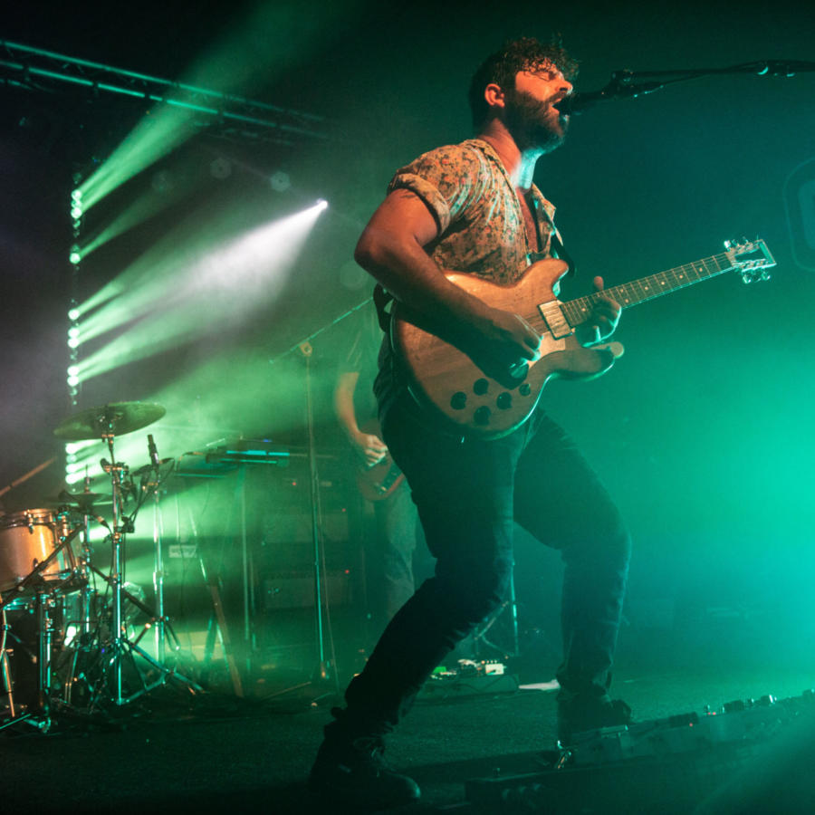 Foals bring sweaty chaos as The Great Escape's returning heroes